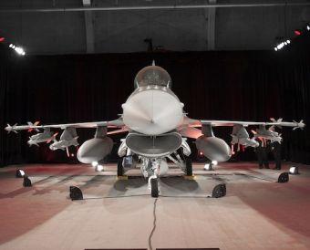 Iraq F-16 Inauguration Celebration Roll Out