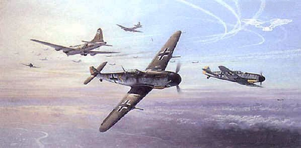 World War II airplanes - pictures, facts, history, and display models