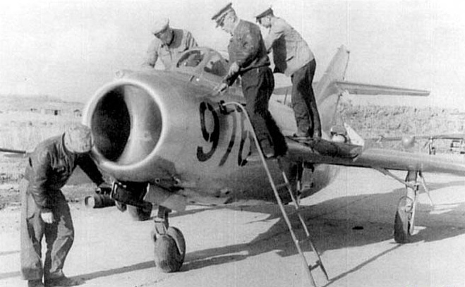Mig-15 picture