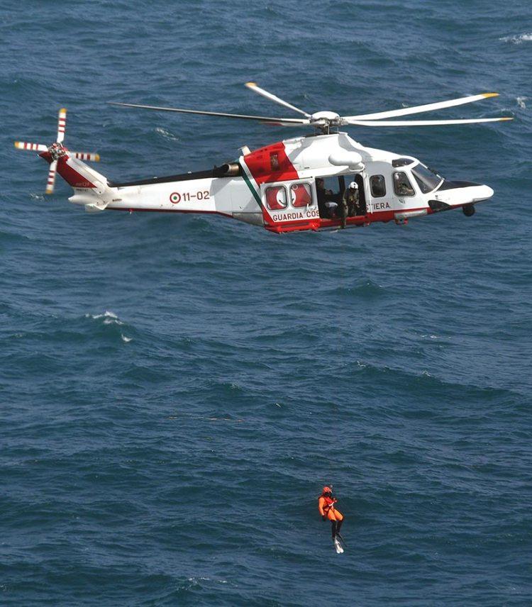 aw-139 nemo guardia costiera