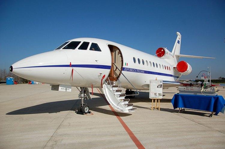 falcon 900 aeronautica militare
