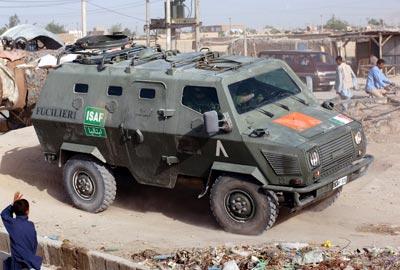 fucilieri dell'aria aeronautica militare