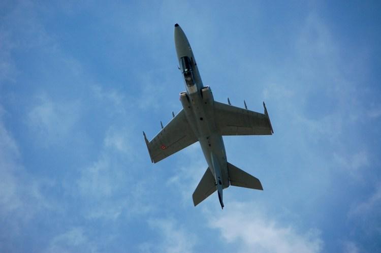foto manifestazione aerea forte dei marmi 2014