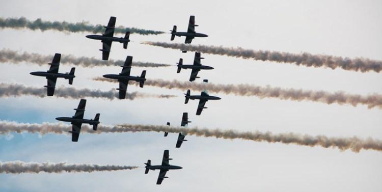 report air show forte dei marmi 2014 manifestazione aerea