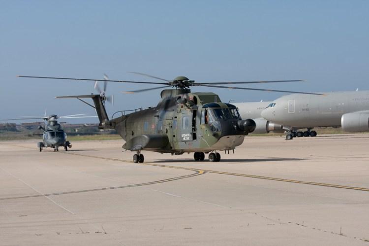 HH-3F e HH-139A ultimo volo