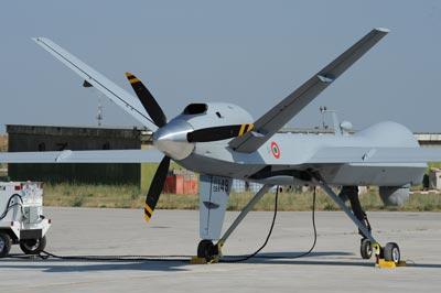 predator a aeronautica militare italiana