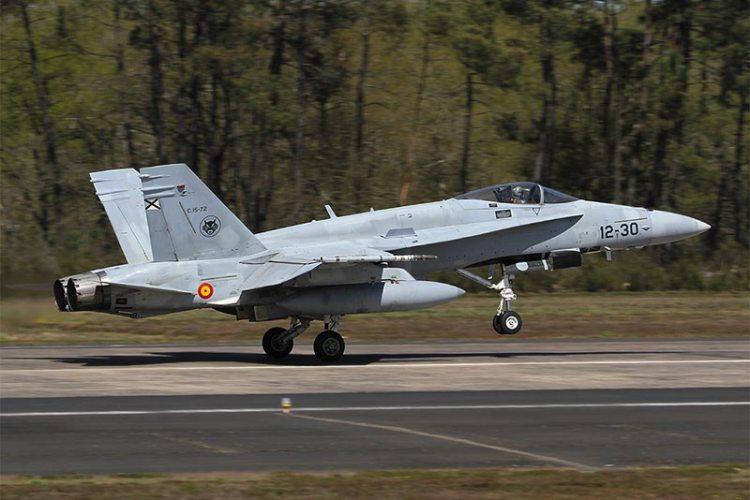 EF-18AM Hornet