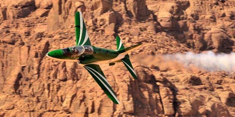 rsaf saudi hawks
