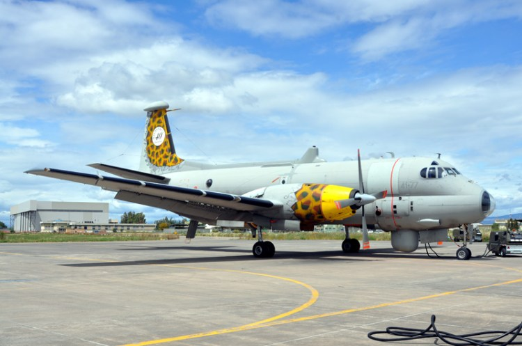 Mare Nostrum pattugliamenti Atlantic Aeronautica Militare