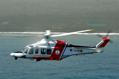elicottero aw-139 nemo guardia costiera