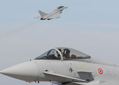 eurofighter typhoon gioia del colle