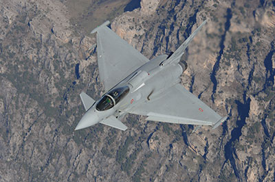eurofighert F-2000 aeronautica militare