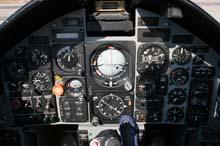 cockpit anteriore MB339A