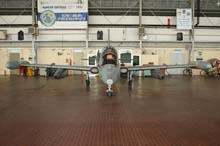 GEA hangar manutenzione