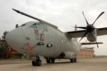 C27J Aeronautica Militare Italiana