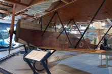 Ansaldo SVA5 volo su vienna