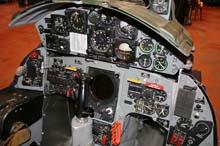 Cockpit F104 23 Gruppo Cervia