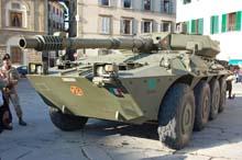 Esercito Italiano Blindo Centauro