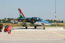 L39 hungarian air force