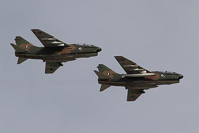 last hellenic air force a-7 corsair farewell