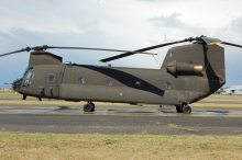 CH47C Chinook REOS Afghanistan e Iraq