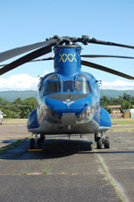 CH47C 30 Anniversario Reggimento Antares AVES
