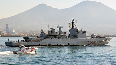 Comando Forze da Pattugliamento Sorveglianza e Difesa Costiera COMFORPAT