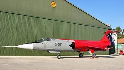 f-104 aeronautica militare 9° stormo caccia