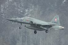 f5e tiger flst8 swiss air force