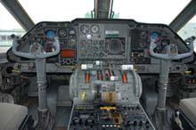 cockpit g222