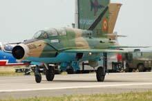 mig21 lancer aeronautica militare rumena