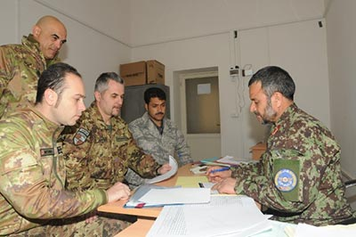 Airbase Support Air Advisory Team
