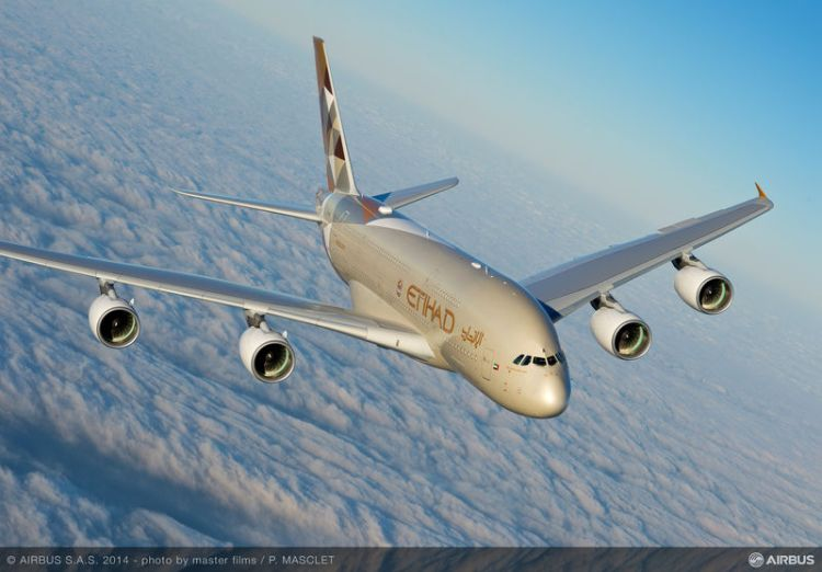primo airbus a380 etihad airways
