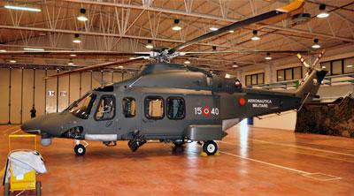 aeronautica nuovo hh139 15 stormo