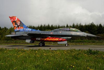 tiger meet 2012 royal norvegian air force