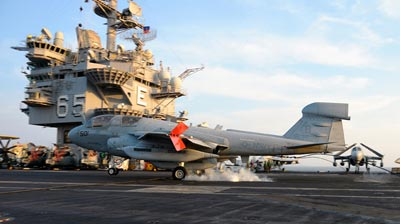 ea-6b carrier air wing uss enterprise