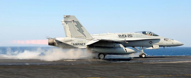 f-18f carrier air wing uss enterprise
