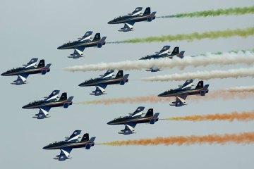85 anniversario aeronautica militare firenze