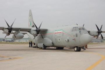 75000 ore di volo C-130J Hercules