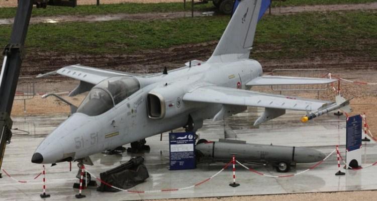 Aeronautica Militare AMX