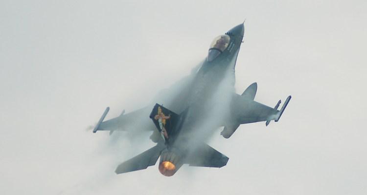 farewell F-16 dal 23° gruppo caccia aeronautica militare