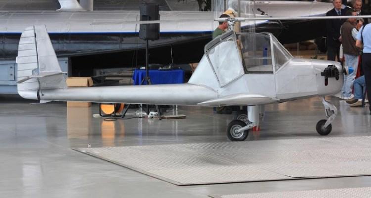 aeroscooter de bernardi museo storico am vigna di valle