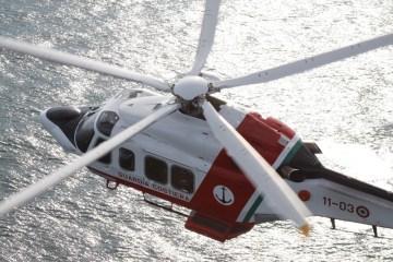 AW-139 Nemo della guardia costiera
