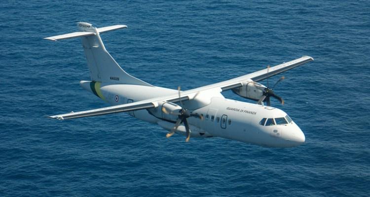 Gruppo Esplorazione Aeromarittima della Guardia di Finanza