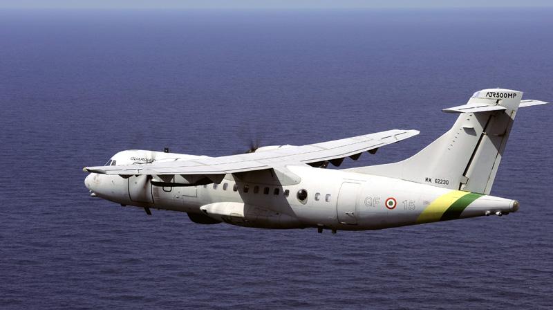 aerei del gruppo esplorazione aeromarittima della GdF