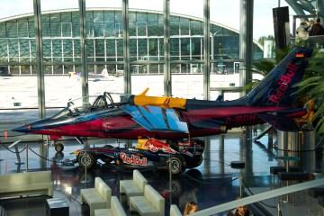 aerei red bull hangar 7 salisburgo