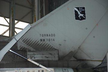 tornado reparto sperimentale volo