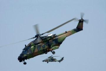 NH-90 Caiman e Tiger
