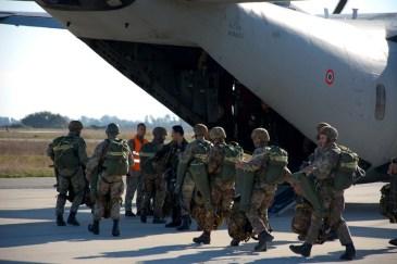 C-27J Spartan e Folgore