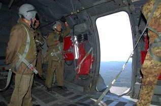 equipaggio di volo C-27J Spartan AM